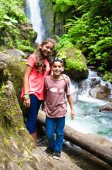 DSC_0823 (errolviquez) Tags: familia hijos paseos costa rica bela ja naturaleza catarata sobrinos