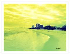 Rio (o.dirce) Tags: rio praia mar prdios odirce riodejaneiro