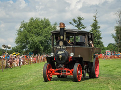 Foden tractor No. 13762 (Ben Matthews1992) Tags: muchmarcle steamrally steam traction engine old vintage historic preserved preservation vehicle tarnsport haulage 2016 foden timber tractor compound 1930 13762 vn2911