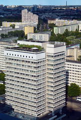 Haus des Reisens / Berlin (Images George Rex) Tags: berlin architecture germany de deutschland highrise internationalstyle offices hausdesreisens clubweekend skyclub newobjectivity travelhouse imagesgeorgerex photobygeorgerex hausofweekend