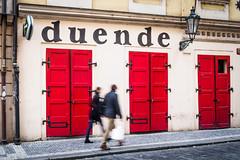 Duende (hduongterp) Tags: street red republic czech prague