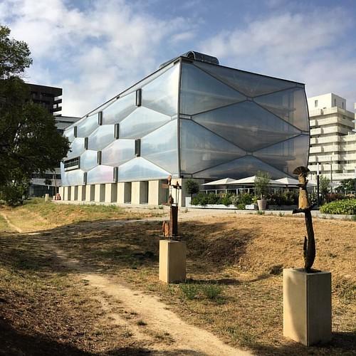 #Montpellier #Hérault #France #portmarianne #lenuage #philippestarck