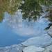 Sky Blue Reflection