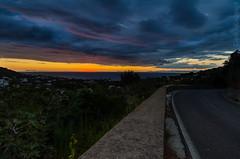 da Panza, Forio - Isola d'Ischia (italy) (Captured.Light) Tags: ischia ischiagram ciglio forio sunset tramonto gianluigiiacono nikon colors amazing amanecer panorama tamron175028 love passion clouds cloudporn