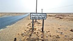Oued Ohanet - In Amenas   (habib kaki 2) Tags: algrie sahara dsert sud illizi ilizi         inamenas amenas aminas  inaminas      ouhanet ouedouhanet panneau  ohanet