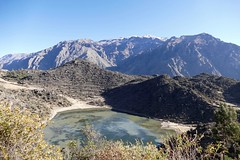 Pinchollo Caldera Crater Lake Cañon de Colca Valley Chivay Arequipa Peru (roli_b) Tags: pinchollo caldera crater lake lago cruz del condor cañon de colca cañondecolca canon valley valleydecolca arequipa chivay peru mountains landscape berge montanas view panoramic panorama