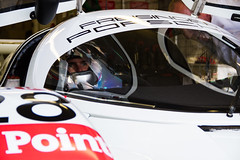 Romain Dumas (Cebeo_Photography) Tags: lemansclassic lemans 2016 lmc2016 racecar race classiccar classic oldschool cars bmw ferrari porsche romaindumas romain dumas 935 250 250gt 250gto sauber i8 r8 audi 550spyder