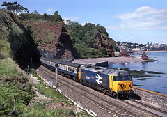 Horse Cove at low tide. (thrimby2002) Tags: horsecove dawlish 50009conqueror