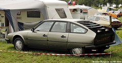 Citron CX 25 GTI Turbo (XBXG) Tags: 332agh35 citron cx 25 gti turbo citroncx gris espadon icccr 2016 landgoed middachten de steeg desteeg rheden gelderland nederland holland netherlands paysbas vintage old classic french car auto automobile voiture ancienne franaise france frankrijk