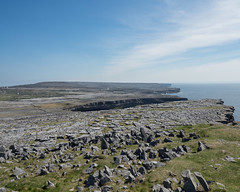 Another view from Dun Aengus (Peter E. Lee) Tags: stone spring field aranislands dunaengus ireland roi republicofireland inismor inishmore dnaonghasa 2016 ire eire fort galway ie