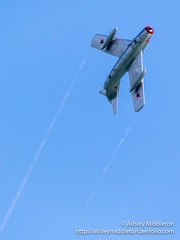 MiG 15 (Ashley Middleton Photography) Tags: england unitedkingdom eastbourne eastsussex events mig15 airshow europe mig aircraftmisc