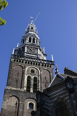 Noorderkerk (Wookiee!) Tags: amsterdam 020 nederland the netherlands holland dutch city centre capital hoofdstad nl color colours summer sunny hot warm beautiful raw canon dlsr d550 ef 35mm f2 is usm architecture life street urban wwwgevoeligeplatennl