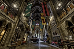 The Great Hall (Frank C. Grace (Trig Photography)) Tags: gloucester massachusetts unitedstates hammondcastle newengland haunted ghost ghosts paranormalactivity legend newenglandlegends historic history castle legendtripping museum magnolia laboratory johnhayshammond johnhammond roman medieval renaissance artifacts greathall inventor inventions 15th 16th 18th century architecturalelements architecture stone carved wood