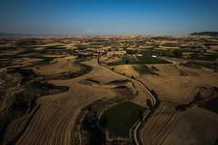 Panorámica Pueblos viñedo y campo 3 (Garimba Rekords) Tags: la rioja haro globo regata panorámica