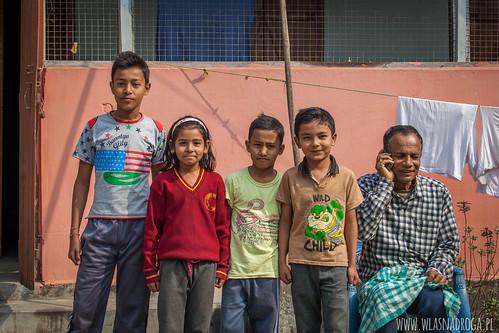 Dzieciaki z sąsiedztwa