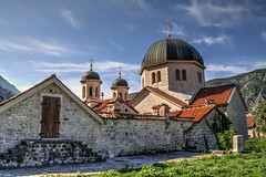 Serbian Orthodox Church, Kotor, Montenegro (**Anik Messier**) Tags: montenegro kotor serbianorthodoxchurch