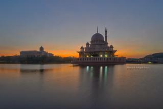 Putrajaya Sunrise | Scene 1