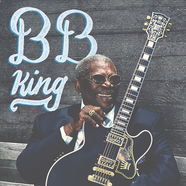 123/365 | BB KING 1925-2015 | @bbkingofficial #ripbbking #bbking #type #typespire #type365 #typography #thedailytype #handdrawntype #handlettering #love #lovetype #lettering #instagood #script #sketch #sslater6 #dailytype #goodtype #graphicdesign #goodtyp