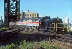 Amtrak SW1 732 (Chuck Zeiler) Tags: junction amtrak alton sw1 732