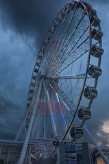 Oppressive Skies (illumidata) Tags: washingtondc stormcloud x100