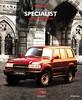 UK RANGE - SPECIALIST 1991 (celicacity) Tags: uk two toyota 1991 edition brochure specialist lj70 hdj80 tcr11 0000090450br
