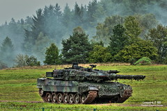 Leopard 2 A6 / Bundeswehr (Combat-Camera-Europe) Tags: army bayern bavaria tank exercise military mbt exercises nato tanks armee panzer militär bundeswehr otan germanarmedforces pfreimd leopard2 leopard2a6 mainbattletank rheinmetall pzbtl104 kmweg