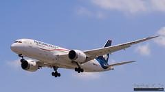 AeroMexico - N967AM (InSapphoWeTrust) Tags: california usa us losangeles am unitedstates unitedstatesofamerica northamerica lax amx aeromexico 787 losangelesinternationalairport klax 788 dreamliner skyteam boeing787 boeing7878 n967am