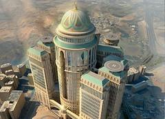 mecca-hotel-410054[1] (uranus_travel) Tags: buildings glamour mekkah    thebigesthotel   abrajkudai