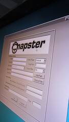 Napster settings (Christiaan Colen) Tags: music internet napster