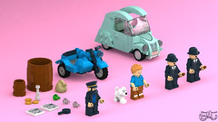 LEGO Tintin - The Full Set (Concorer) Tags: brick set toy tin lego fig snowy character group reporter games full legos figure 2cv motorcycle tintin decal tt minifig adventures calculus professor custom knob dupont unicorn ideas et inventory thompson journalist tournesol sidecar dimensions milou minifigure herge capitaine dupond tompson concore tryphon crowdfund hergé's herge's