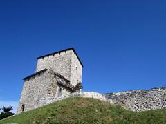 Vraki zamak / Vraka kula, XV (Jasna Cizler) Tags: tower castle stone hill serbia medieval vojvodina banat vrsac djuradj brankovic