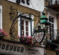 Weinstube  Sign (Blackburn lad1) Tags: austria sign text wein