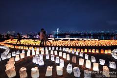 Sea of light festival in Odaiba 2016. (kota-G) Tags: japan tokyo nikon  odaiba  tokyobay     tokyo2020
