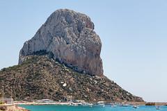 Penyal d'Ifac (rafa.esteve) Tags: alacant alicante calp calpe espaa landscape mar naturaleza nature paisaje rock sea spain