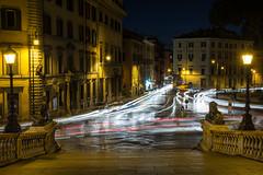 Roma by Night (4) (Yksel85) Tags: nikon rome roma italia piazzadispagna piazzanavona pantheon campidoglio colosseo teatromarcello foriimperiali imperoromano night bynight lungheesposizioni calcata gatto fontana sciee