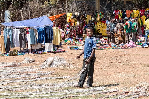 The rope seller