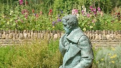 the peasant poet (Simon_K) Tags: nature countryside poetry poem cottage northamptonshire poet peterborough northants cambridgeshire eastanglia peasant cambs johnclare helpston helpstone