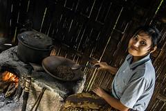Bali 1 (kruser1947 (all killer no filler)) Tags: bali coffee girl ubud