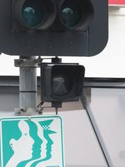 Aldridge LED Flashing White Pedestrian Signal (RS 1990) Tags: unleyrd malvern adelaide southaustralia thursday 28th july 2016 aldridge white pedestrian signal parkst wattlest junction