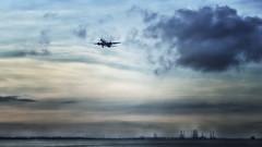 Week 27 (Raystinger) Tags: leica storm clouds plane 35mm dark singapore flight landing approach cinematic summilux m240 dogwood52 dogwoodweek27