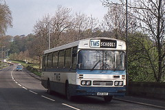 TMS MGR916T PASSES THROUGH SHINCLIFFE (47413PART2) Tags: tms nebuses mgr916t
