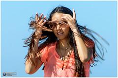 gib_beach087 (photo5720) Tags: beach lifestyle woman lovely beauty water sky sea dress sand pretty girl sun beautiful seashore outdoor portrait fotoshoot photoshoot gib model pink shawl noordzee strand ouddorp nordsee kust vakantie nikon fun mer merdunord  netherlands dutch holland