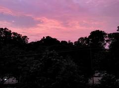 Hue of a monsoon evening.. #Chandigarh (adarsh.kumar0312) Tags: evening monsoon chandigarh