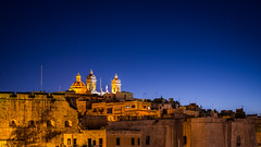 Senglea - Birgu, Malta - Travel photography (Giuseppe Milo (www.pixael.com)) Tags: bormla malta mt onsale europe fuji fuji35 fuji3514 fujixe2 fujifilm fujix geotagged landscape light orange photo photography sky sun sunset travel urban xe2 yellow senglea birgu city architecture