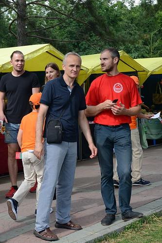 Юрий Задоя -  Председатель Совета Новосибирского регионального отделения Общероссийского общественного движения «Народный Собор»