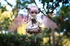 Angelic Freedom (dreamdust2022) Tags: aurora sweet cute charming brave loving mother pretty playful kind kiss hug tender magical angel little lady pullip doll