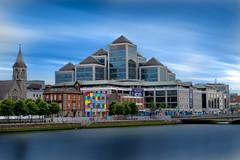 Ulster Bank Dublin (MarkBrownphotog) Tags: nikon d800 2470 dublin long exposure lee filters nikkor