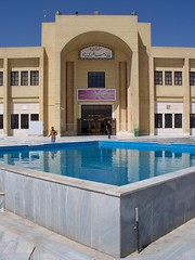 Bus Terminal in Yazd, Iran (2) (Sasha India) Tags: iran irn yezd yazd busterminal