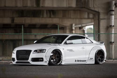 Audi A5 by Liberty Walk