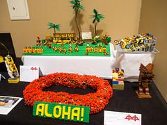 Hawaii (Yuxuan.fishy.Wang) Tags: aloha bricksbythebay hawaii lego santaclara california unitedstates us